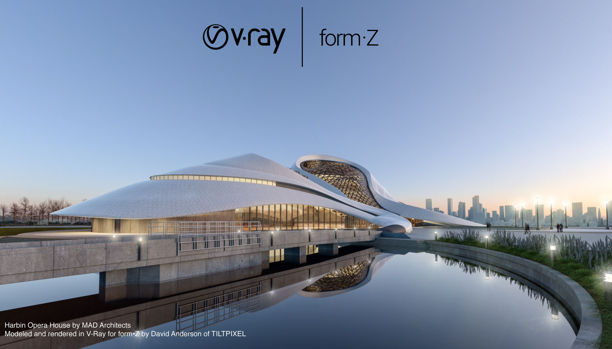 V-Ray for Form.Z Academic